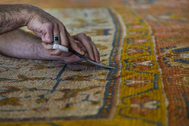 Carpet Snag