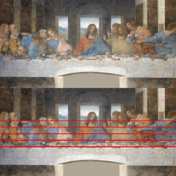 10 Secret Messages Hidden in World Famous Paintings