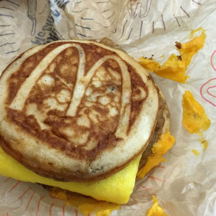 mcdonalds mcgriddle