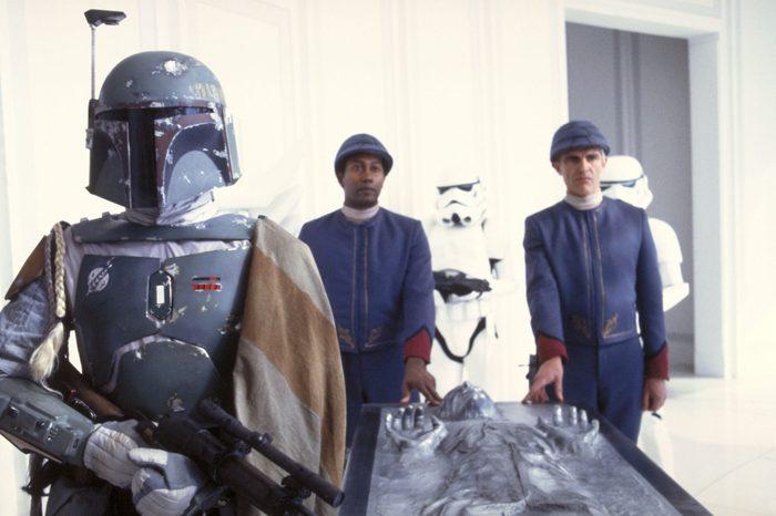 The Star Wars Episode V - Empire Strikes Back