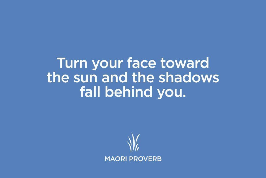 maori proverb