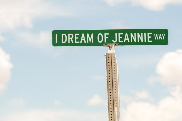i dream of jeannie way