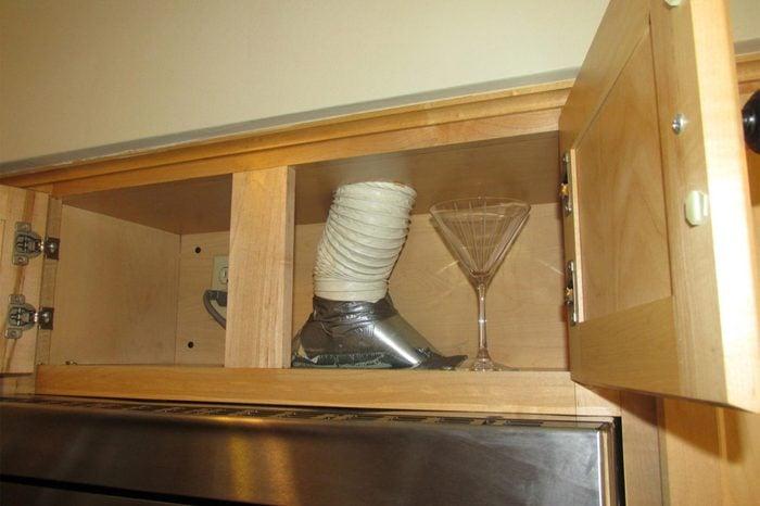 Kitchen-exhaust