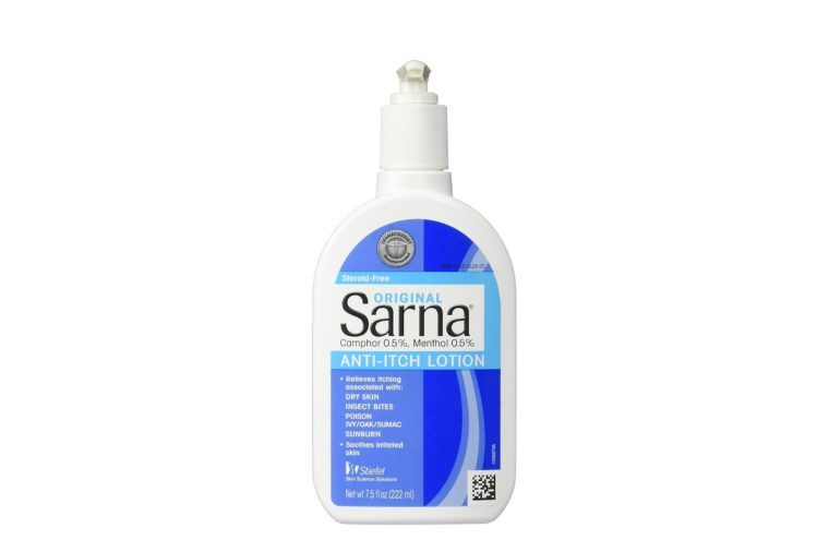 sarna anti itch lotion
