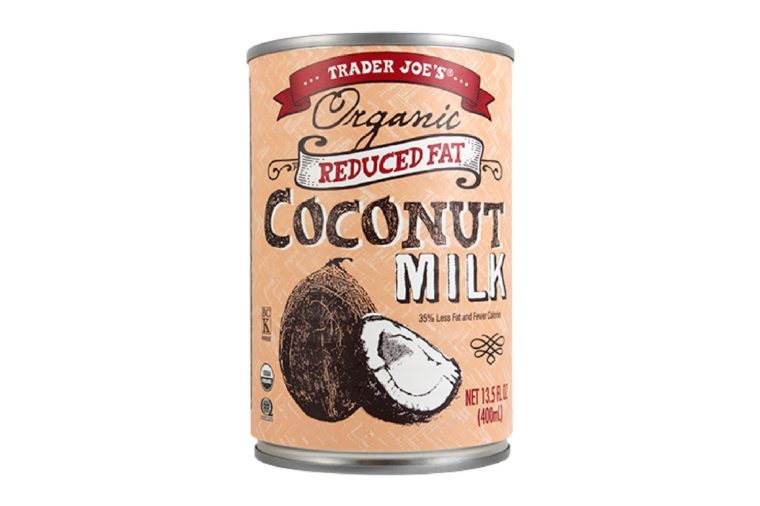 Organic Reduced Fat Coconut Milk