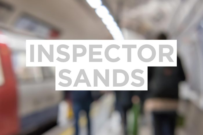 Inspector Sands