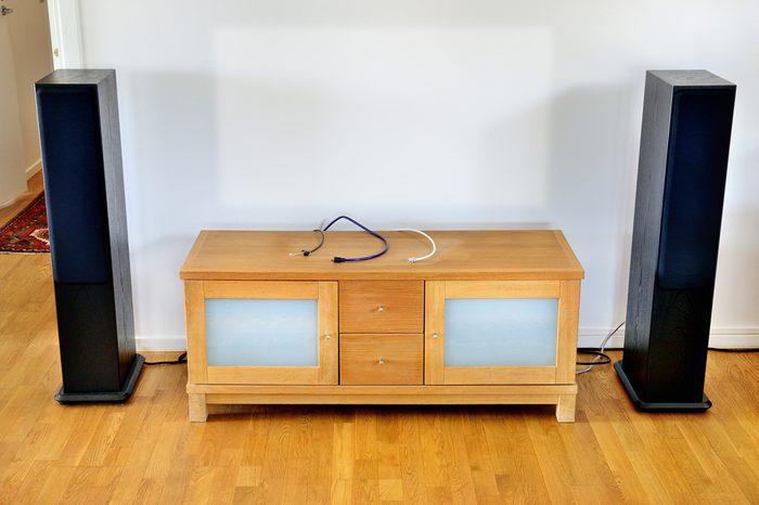 Missing tv. removed or stolen