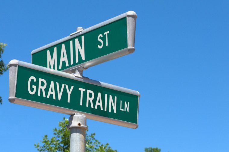 Main St. Gravy Train Lane