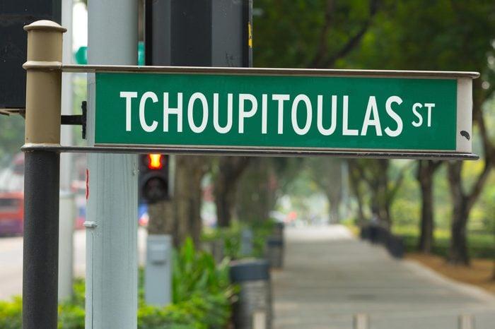 Tchoupitoulas St.