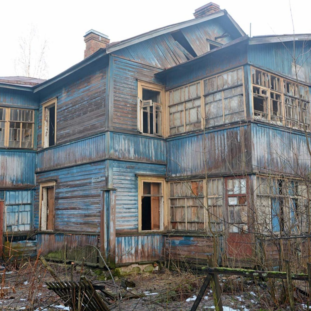 Latvian Fixer-Upper