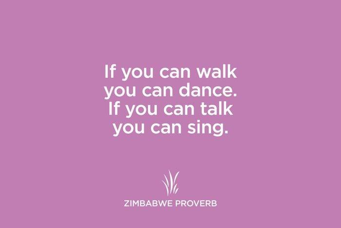 zimbabwe proverb