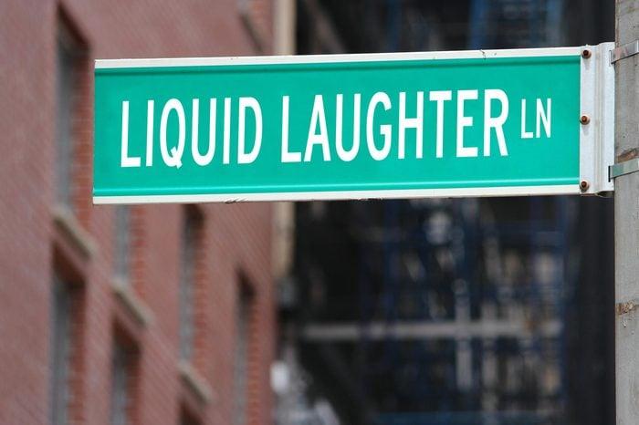 Liquid Laughter Ln