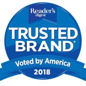 trusted brand logo