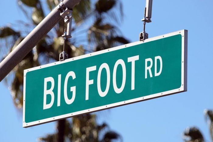 Big Foot RD.