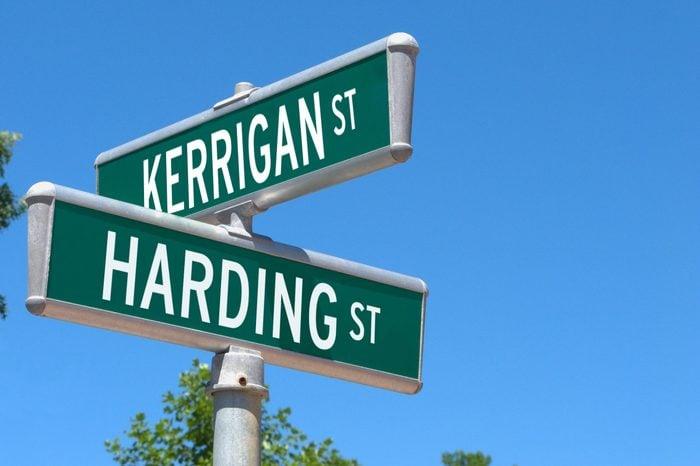 Kerrigan St. Harding St.