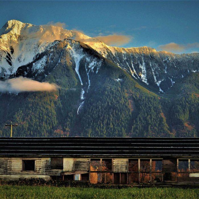Ski Chalet Retreat