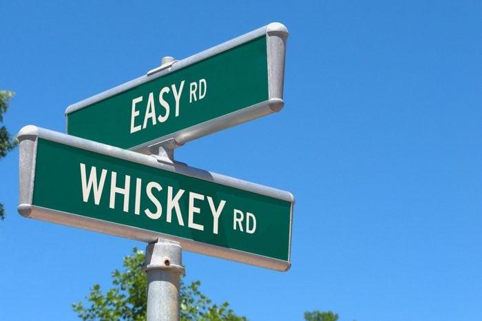 Easy Rd. Whiskey Rd.