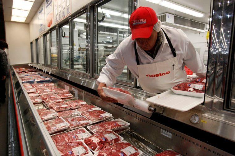 costco butcher