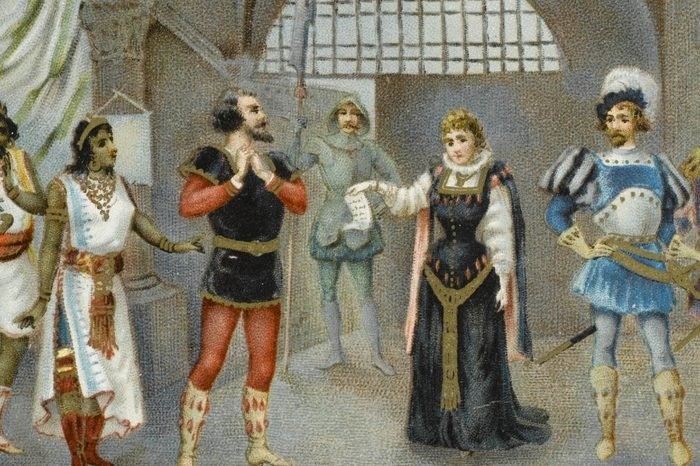 Act Two - Ines in Love with Vasco Da Gama Delivers Him From Imprisonment by the Inquisition But Only by Consenting to Marry Don Pedro first performed 1865