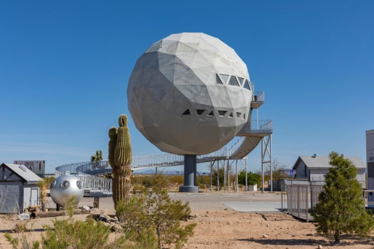 Arizona Golf Ball