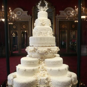 This Is Why British Royals Save the Top of Their Wedding Cake