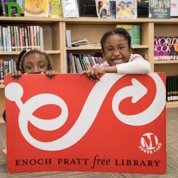 FINALIST: Enoch Pratt Free Library in Baltimore, MD