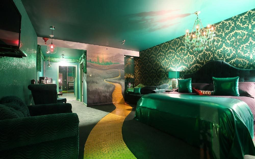 17 of the Most Retro Hotels in America