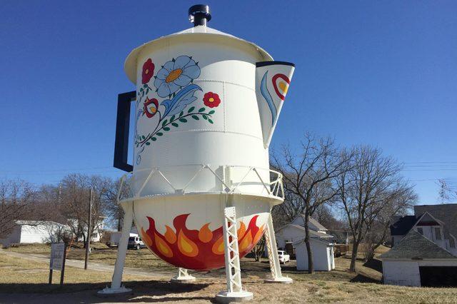 Iowa Coffee Pot