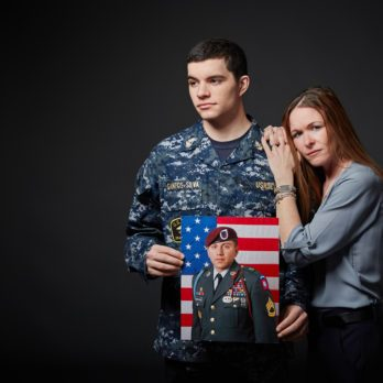 This Soldier Died in Afghanistan, but His Legacy Lives on Through His Friends