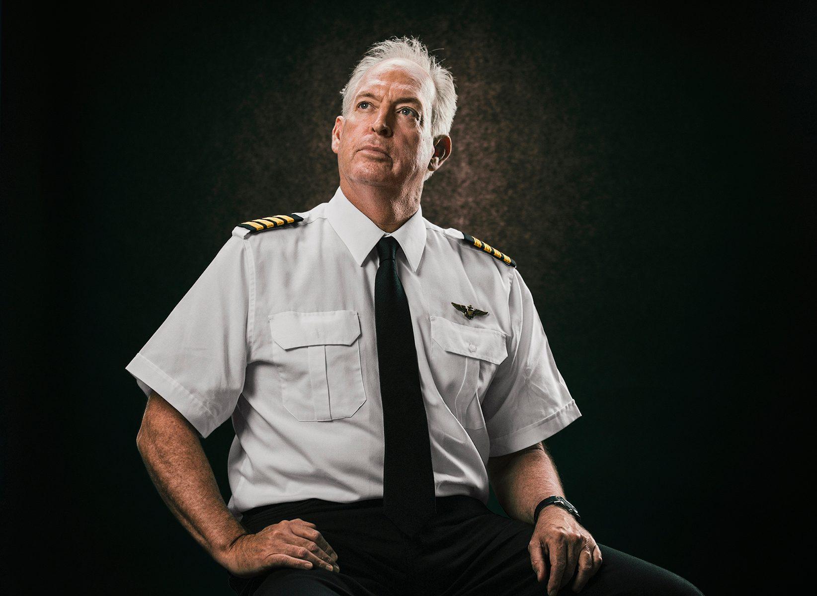Captain Kevin Sullivan