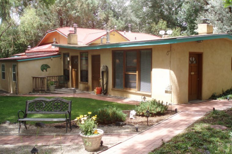 New Mexico bed and breakfast
