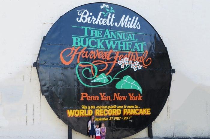 New York Pancake