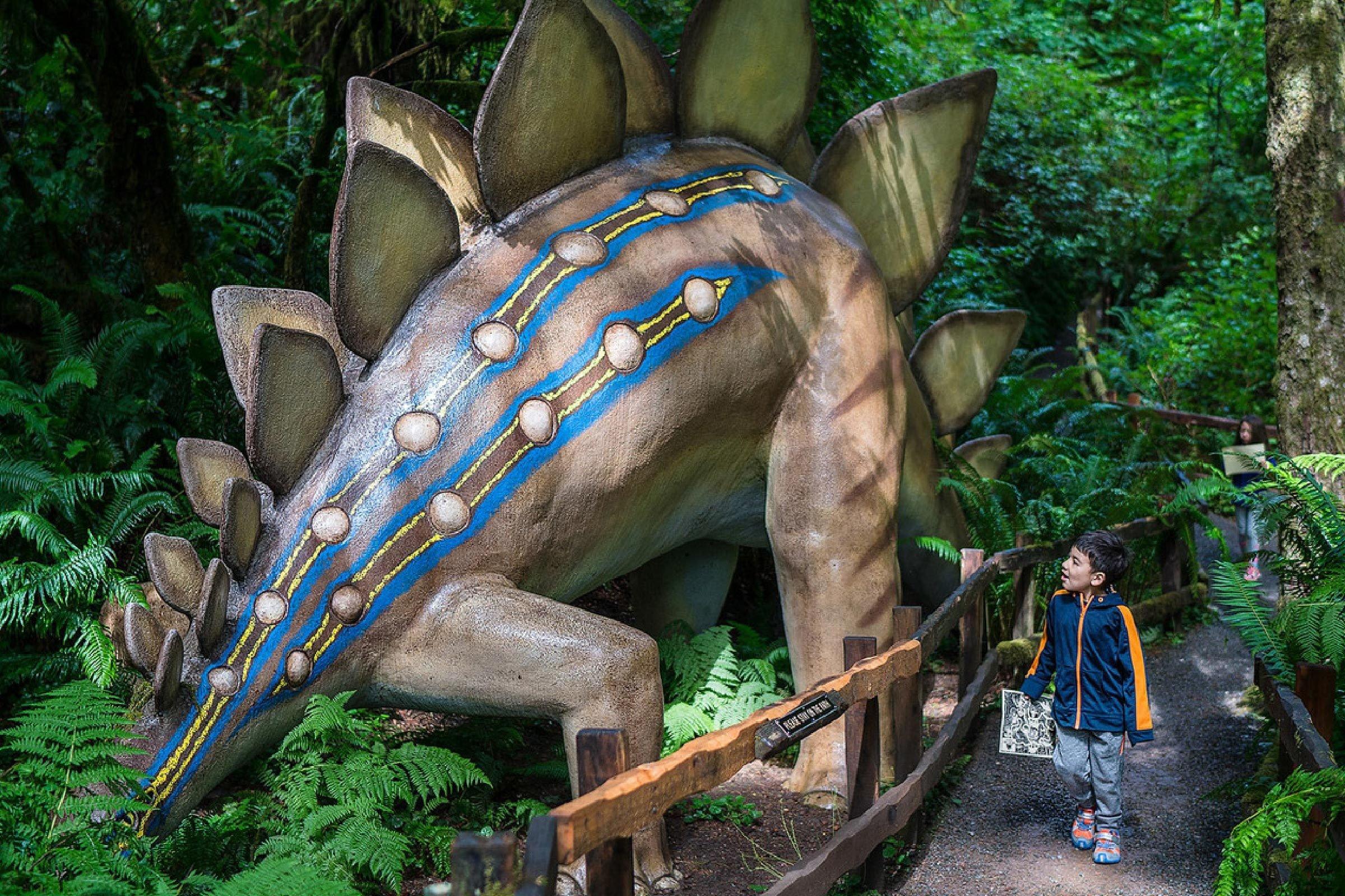 Oregon Dinosaur