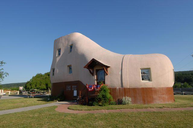 Haines Shoe House, Hellam, York County, Pennsylvania