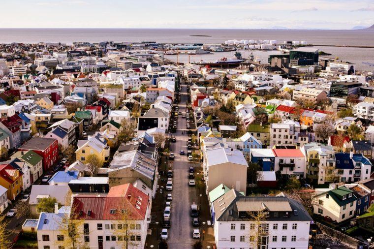Morning in Reykjavik