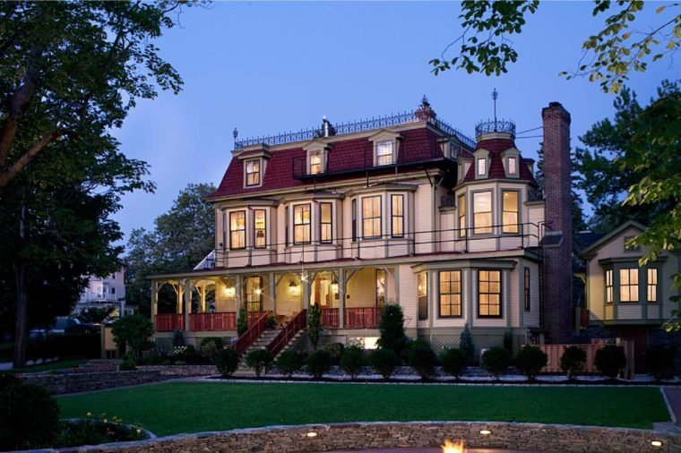 Rhode Island bed and breakfast