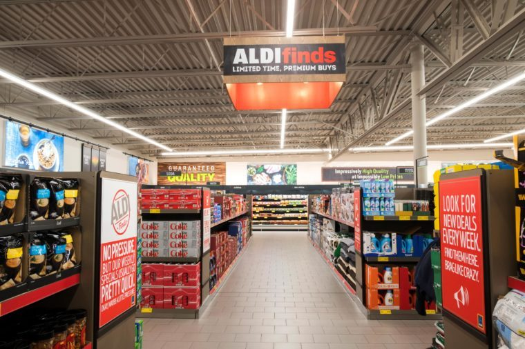 Why Aldi's Store Brands Are So Dang Great | Reader's Digest