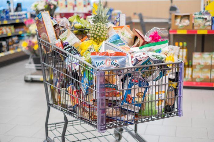Shopping Cart Aldi