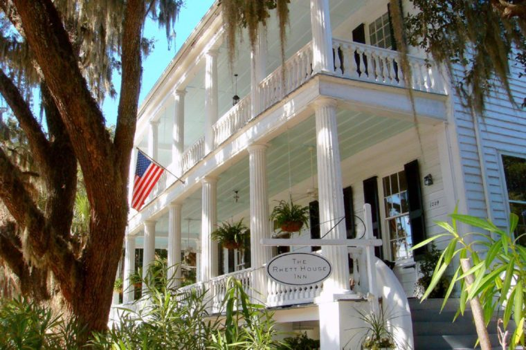 South Carolina bed and breakfast
