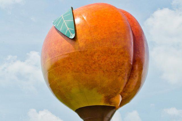 South Carolina Peach