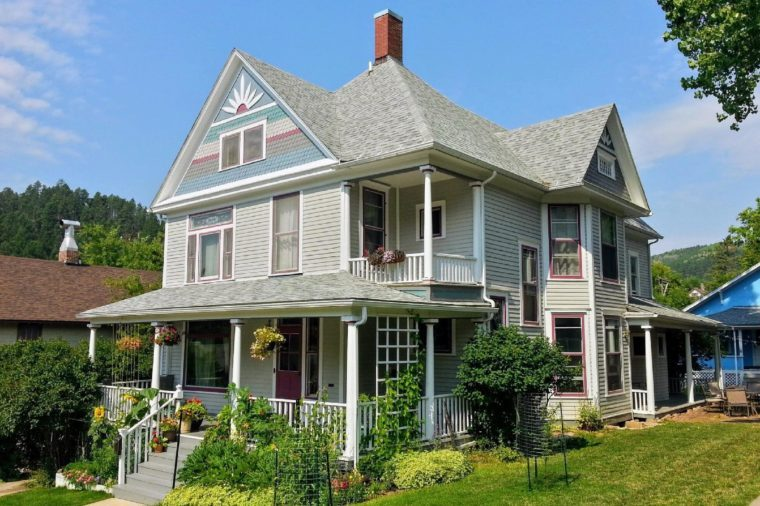South Dakota bed and breakfast