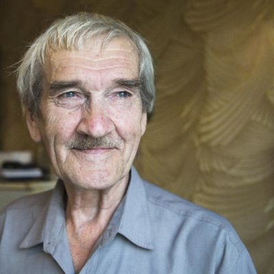 Stanislav Petrov Former Soviet missile defense forces officer Stanislav Petrov poses for a photo at his home in Fryazino, Moscow region, Russia, Thursday, Aug. 27, 2015. On Sept. 26, 1983, despite the data coming in from the Soviet Union's early-warning satellites over the United States, Petrov, a Soviet military officer, decided to consider it a false alarm. If he had decided otherwise, the Soviet leadership could have responded by ordering a retaliatory nuclear strike on the United States