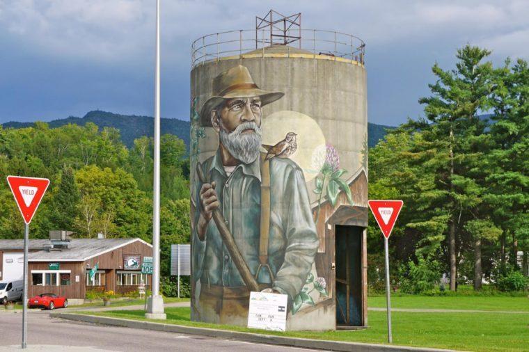Vermont Silos