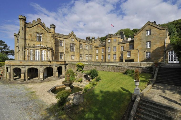 Westbury-Castle