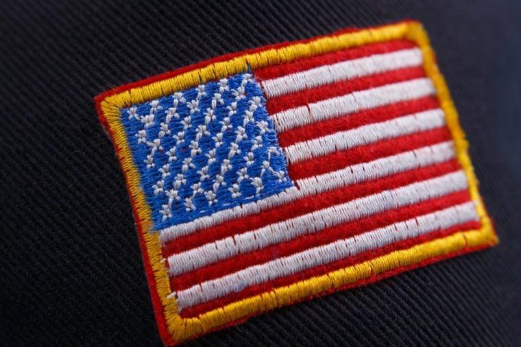 20f5e4b001b1 American Flag Etiquette: 10 Big Mistakes | Reader's Digest