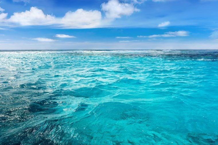blue ocean_ocean facts
