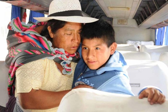 Bolivia Missing Child