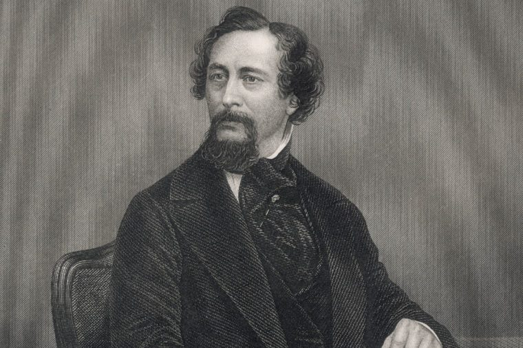 Charles Dickens English Writer 1812 - 1870