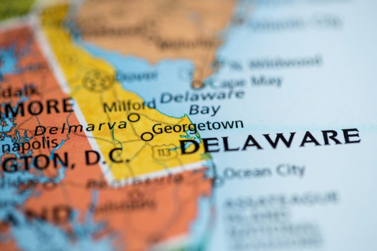 Georgetown. Delaware. USA