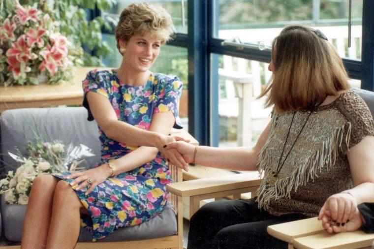 Diana Princess Of Wales May - Aug 1992